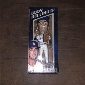 Los Angeles dodgers Cody Bellinger #35 bobblehead